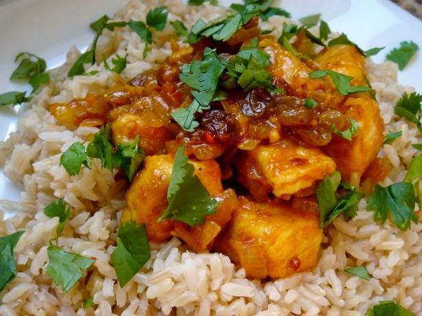 Chicken Curry in a Hurry Recipe. #chickenrecipes #indianrecipes #indianfood