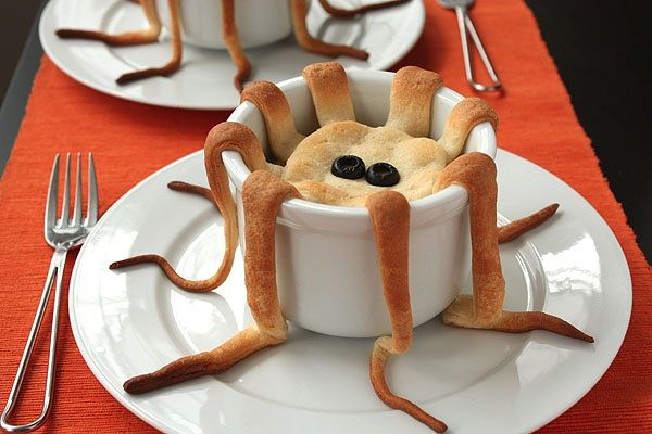 Tentacle Pot Pie. Not Martha shows you how to make a Tentacle Pot Pie over on Babble.