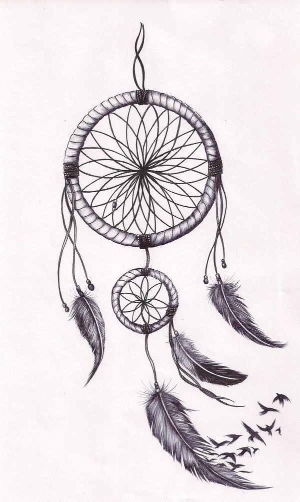 Tattoo filtro dos sonhos