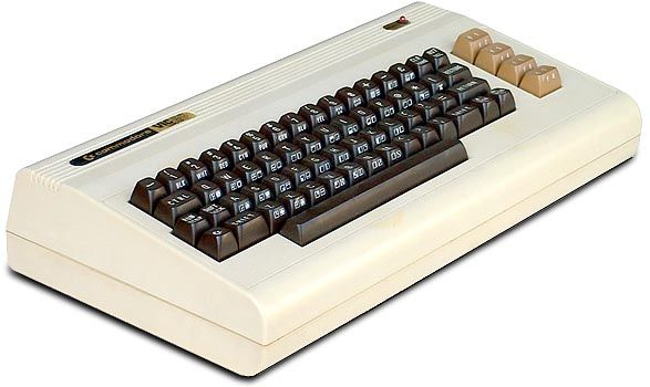 The Commodore VIC20. 5KB of RAM. I think this was the first computer that i got to use in a home setting-at my  friend Colin's place when i was around 11 or 12.