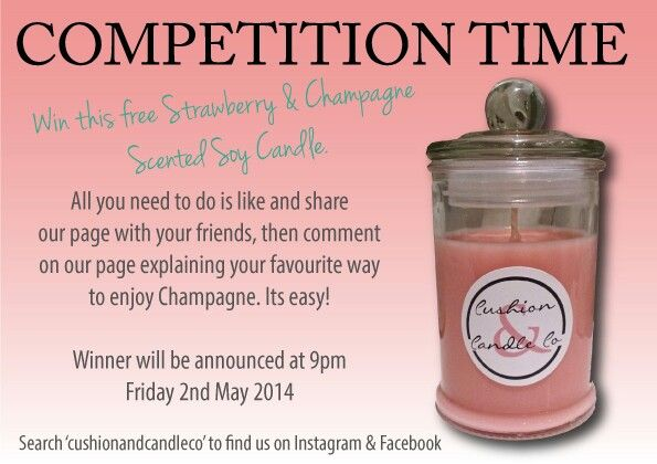 Follow us on Facebook to win!