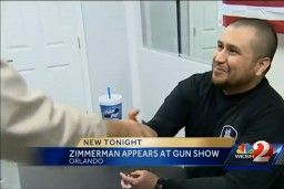 George Zimmerman Signs Autographs At A Florida Gun Show. Disgusting.