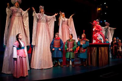 Disney's Mulan, Jr., at Children's Theatre Company