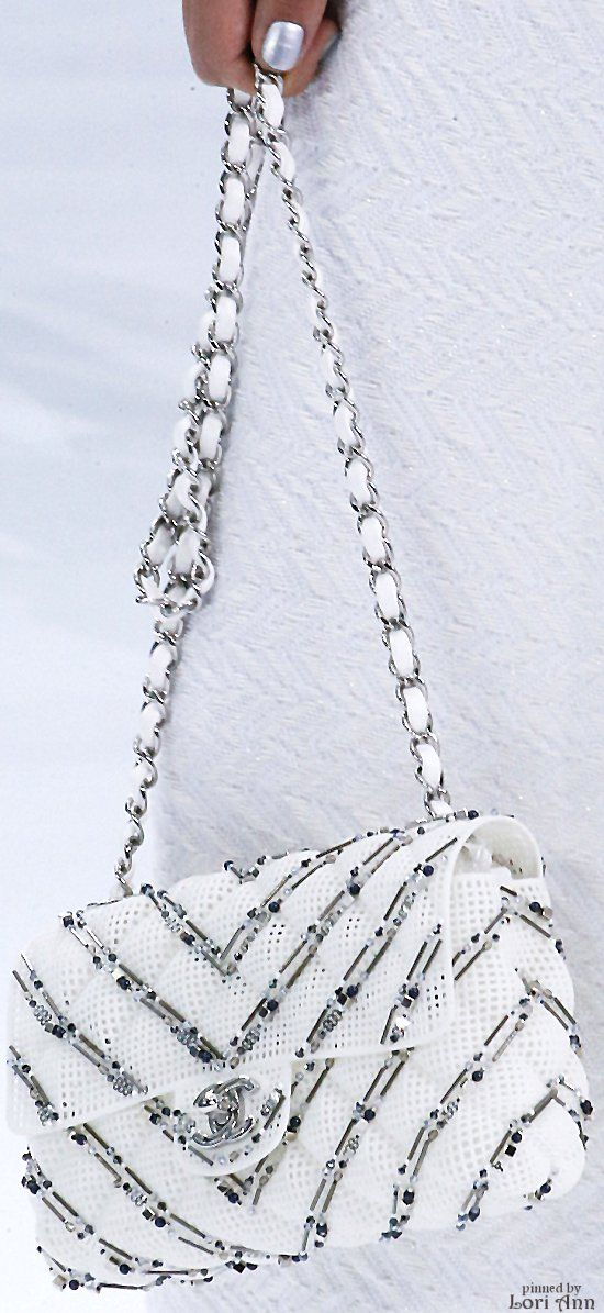 """I don't necessarily care that these things are """"Chanel"""" -- I just think they're pretty!"""