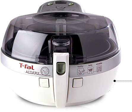 New Technology - frying with only a tablespoon of oil?  I am inspired.  It can cook granola too.