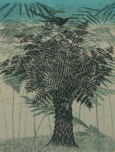 INARI KROHN Bird Tree