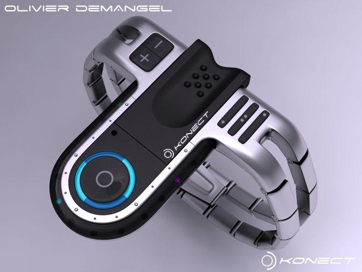 konect_tokyo_watch_concept_1Bluetooth, Konect Tokyo, Gadgets, Tokyo Usb, Wrist Watches, Stars Trek, Concept Watches, Blog, Design