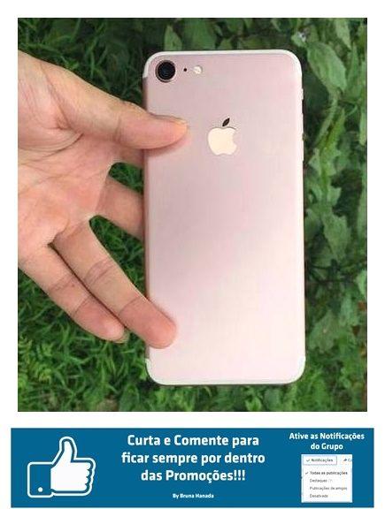 😱 Preço TOP 🔥 ➡ iPhone 7 32GB Ouro Rosa Desbloqueado IOS 10 Wi-fi + 4G Câmera 12MP - Apple R$ 2.489,99 em 1x no Cartão Submarino  R$ 2.639,99 no boleto  https://bruna.club/2w8EVIT 👈 Clica no link para comprar  #bhanada