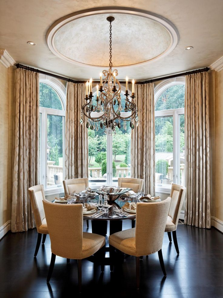 519 best images about dining spaces on pinterest for Best transitional dining rooms