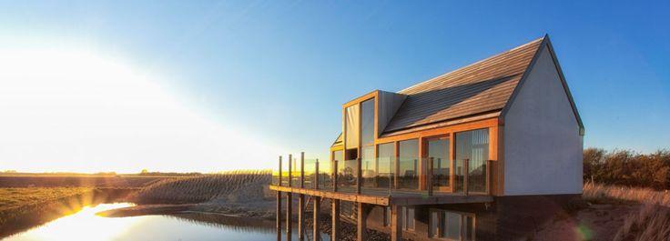 Omgeving - De Waddenlodge - Rust, luxe en design op Texel