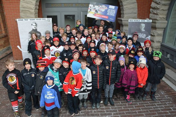 Vote for Collingwood's Eddie Bush Memorial Arena! Vote early and often this Sunday March 12th, 2017 and Monday March 13th, 2017 at http://www.khv2017.ca/  #Collingwood #EddieBushMemorialArena #KraftHockeyville  (Photo credit: Collingwood Connection) https://www.pinterest.com/kraftrecipes/kraft-hockeyville/?etslf=4417&eq=Kraft%20Hockeyville