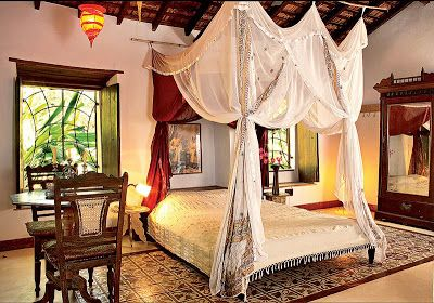 An Indian Summer: On Demand! India Inspired Bedrooms