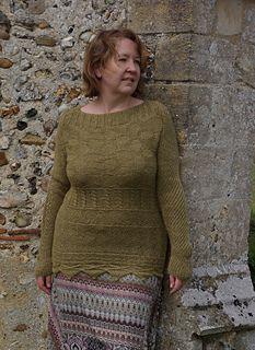 Ravelry: Stefano Sweater pattern by Miranda Jollie