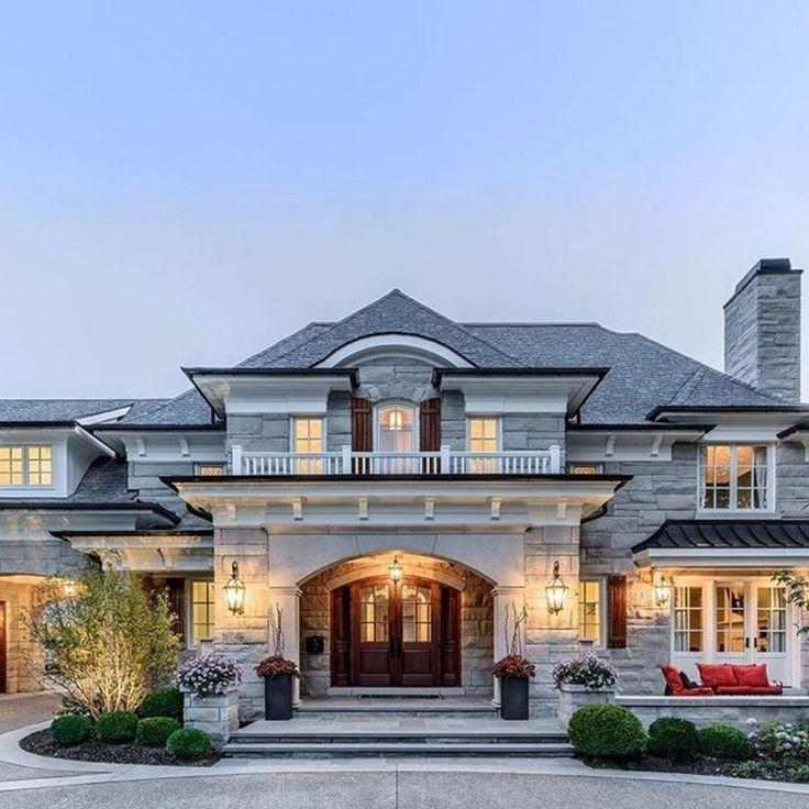 ✔ 52 most popular modern dream house exterior design ideas 22