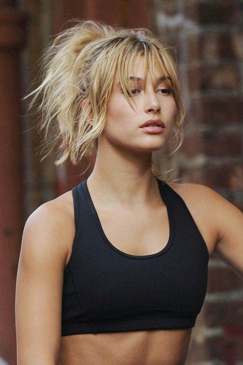 Hailey Baldwin Hair Hair In 2019 Long Hair Styles