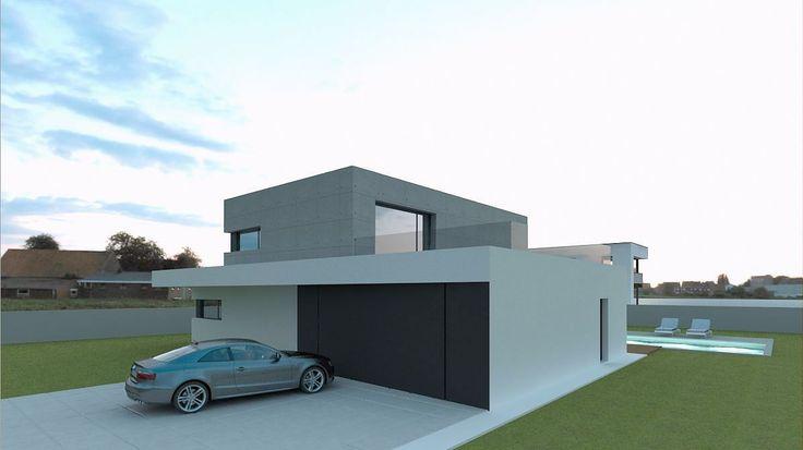 modern family house ZS