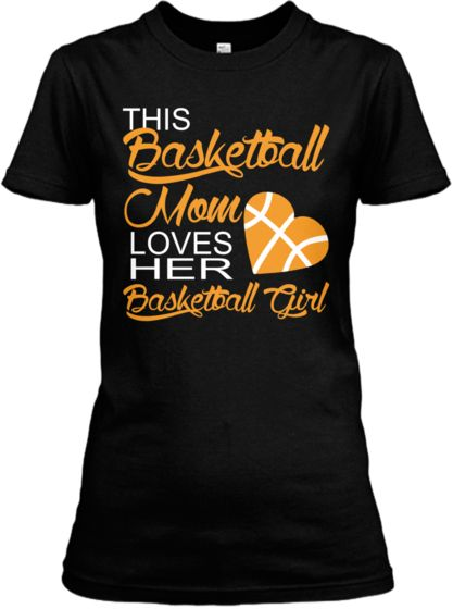 Basketball Mom Shirt | Teespring | http://teespring.com/lovebasketballgirl