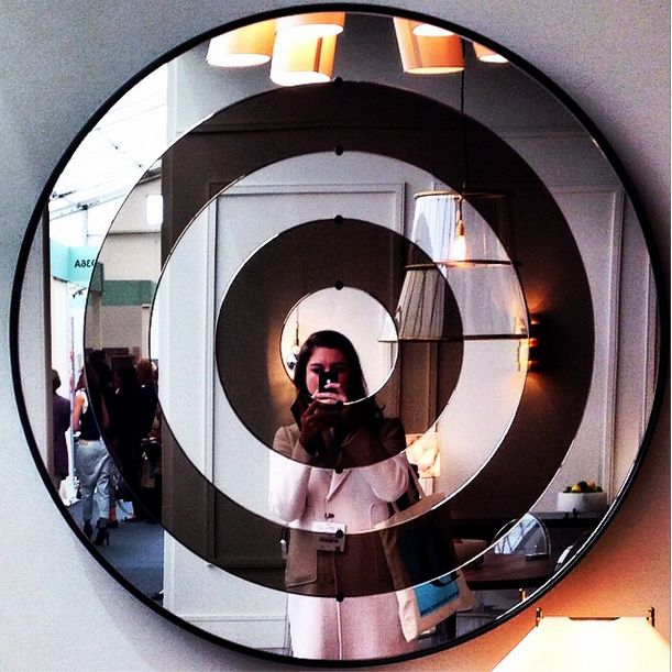 CTO Mirror at the London Design Festival 2014