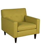 Clare Fabric Living Room Chair