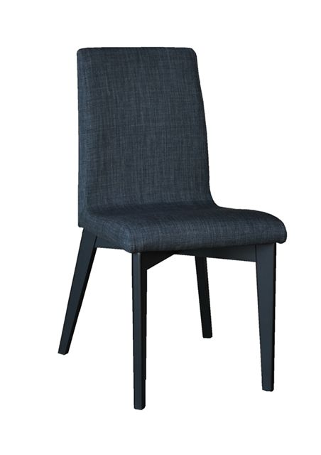 Inga Dining Chair Charcoal
