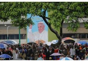 Homilia del Papa en el campus de la Universidad de Nairobi, Kenia | Ecclesia dig
