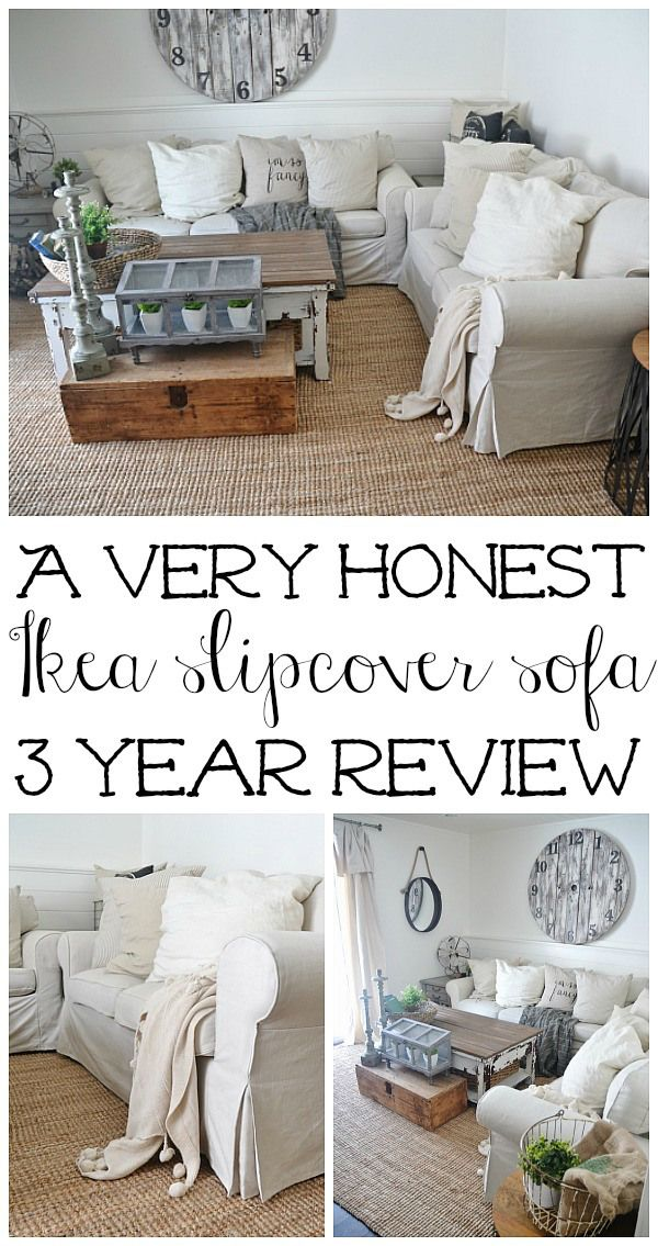 Ikea Slipcover Sofa Review Honest Opinions 3 Years Later Sofahussen Haus Und Wohnen