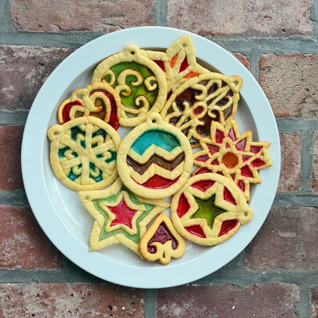 Best 25+ Stained glass cookies ideas on Pinterest | Xmas food ...