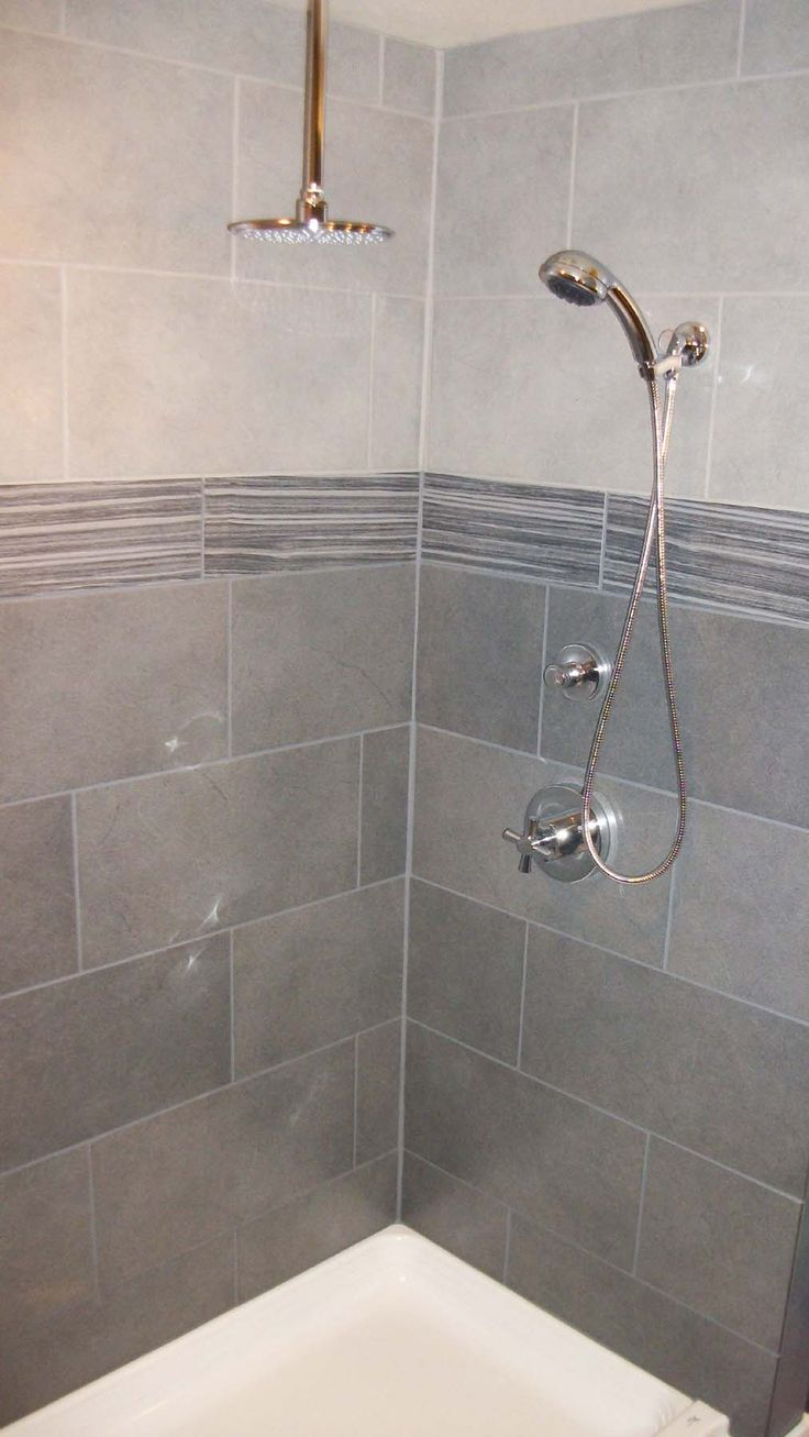 Tiled For Bathrooms best 25+ large tile shower ideas only on pinterest | master shower