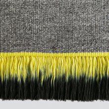 Beautiful fringe on the FLUX rug