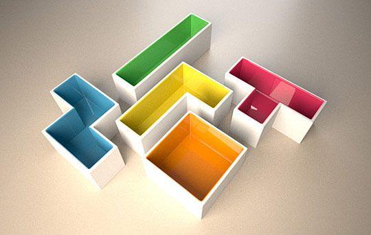 Ceramic Tetris