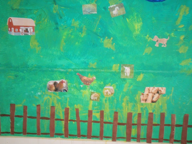 Myrertoppen barnehage: Bondegård med 2-åringene