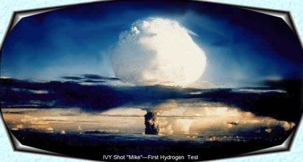 Children of Atomic Veterans website: Atoms History, Shots Mike, Series Ivy, Veterans Website, Test Shots, Atoms Veterans, Hydrogen Nuclear, Outer Spaces, Nuclear Test