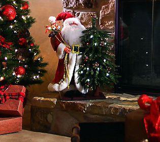 Bethlehem Lights Christmas Trees Qvc