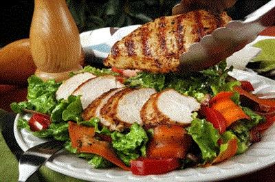 Receitas de saladas lights e gostosas
