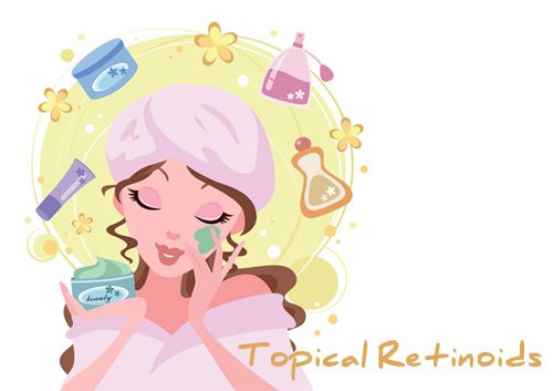 Use if: Acne formed when pores got blocked, if the blocked pores get inflamed under the skin, and the bumps become red and painful, they respond well to topical retinoids. Both prescription retinoids, like Retin-A, and over-the-counter options speed up cell turnover and promote collagen creation to reduce wrinkles.