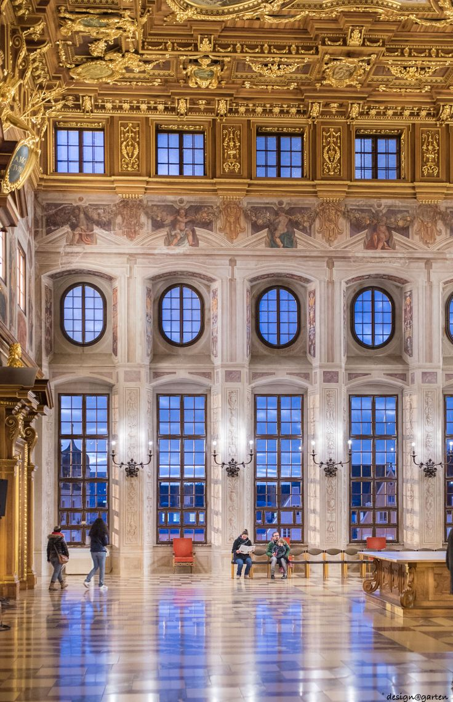 Goldener Saal - City Hall Augsburg, Germany
