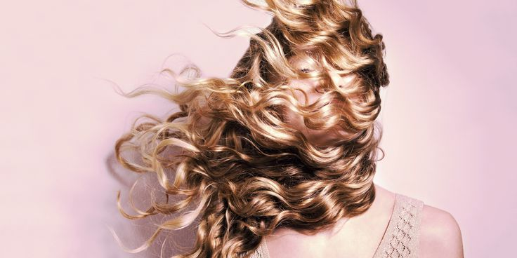 Hair Plopping: The Heat-Free Drying Technique That Will Give You the Curls of Your Dreams  - MarieClaire.com