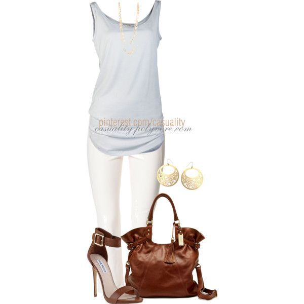 """Casual & Professional"" by casuality on Polyvore"
