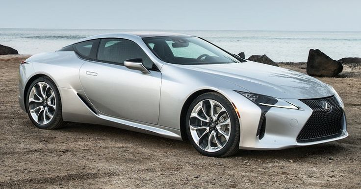 First Drive: The 2018 Lexus LC 500 Doesn't Want To Be The Perfect One #Featured #First_Drive