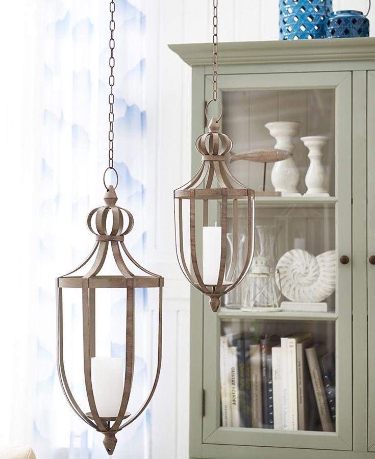 Good Einfache Dekoration Und Mobel Rustikal Oder Romantisch Beleuchtung Im Landhausstil #10: Kerzenhalter. Rustikale Kerzenhalter ...