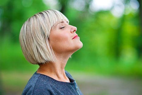 Lär dig en enkel andningsövning! - Nära