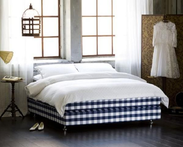 14 best BOXSPRING Hastens images on Pinterest 3\/4 beds, Bedrooms