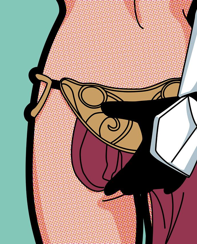 Secret Life Of Heroes | Greg Guillemin
