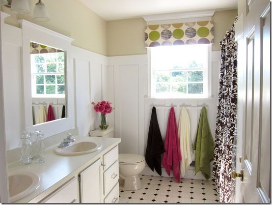 Wow...amazing $300 bathroom remodel...really quite a transformation and very frugal!Bathroom Updates, Kids Bathroom, Bathroom Makeovers, Bathroom Remodeling, Bathroom Ideas, Painting Colors, Diy Home, Budget Bathroom, Decor Blog