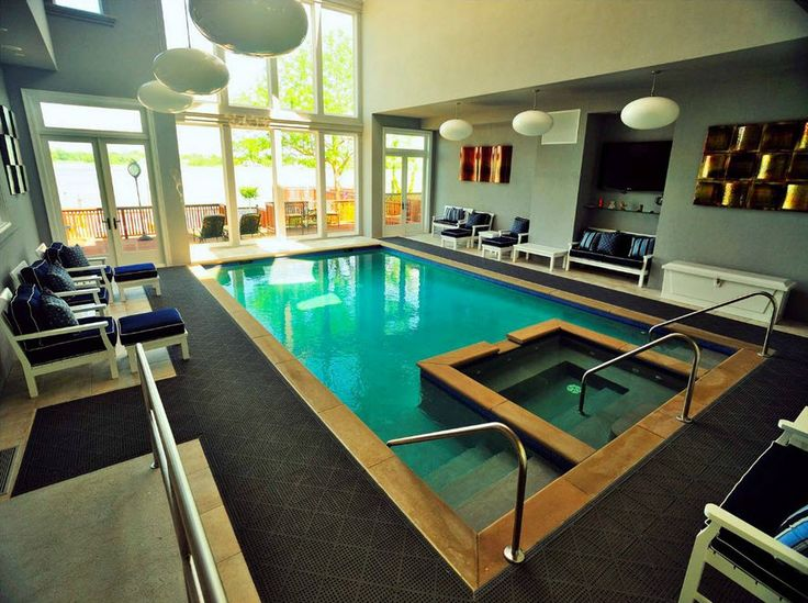 Residential Indoor Swimming Pools 40 best indoor pool & spa images on pinterest | indoor swimming