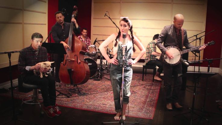 Postmodern Jukebox Performs the Song 'Anaconda' by Nicki Minaj as a Vintage Bluegrass Hoedown