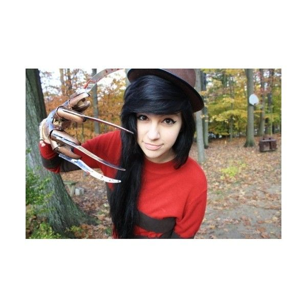 scene girl | Tumblr ? liked on Polyvore · Halloween CostumesCool ...  sc 1 st  Pinterest & The 397 best emo images on Pinterest | Cute girls Cute scene boys ...