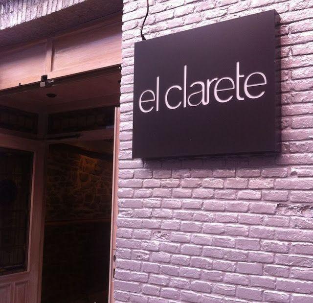 Gastronomía día a día: Restaurante El Clarete (Vitoria-Gasteiz)