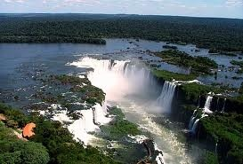 Argentina  - Situated in Iguazu National Park, Iguazu Falls is undoubtedly one of the most imposing natural attractions in Argentina.