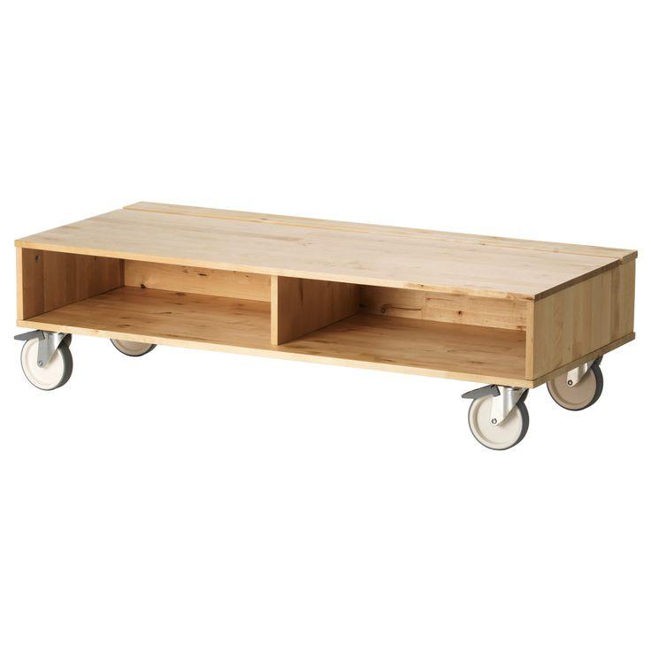 vallen tv bank mit rollen ikea ikea pinterest. Black Bedroom Furniture Sets. Home Design Ideas